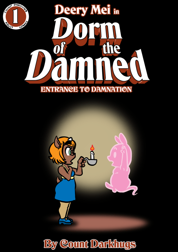 Dorm of the Damned #1